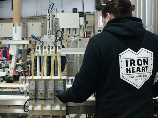 IronHeart Canning